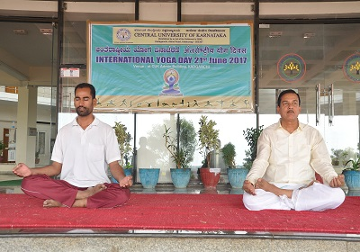 International Yoga Day 21st June 2017