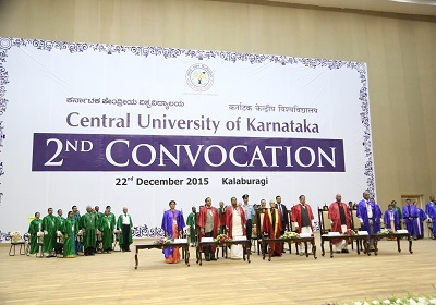 Second Convocation, Date:22-12-2015